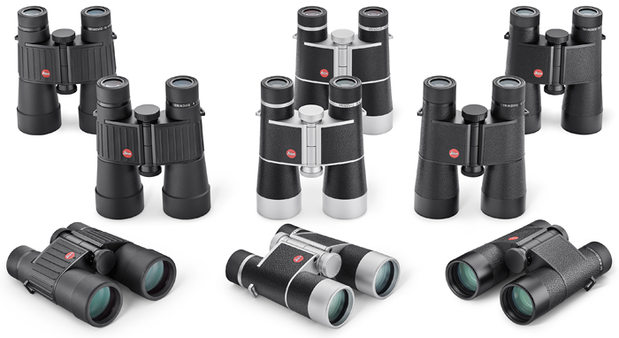 Leica trinovid ferngläser